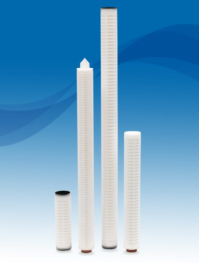 MDP Series Absolute Pleated Polypropylene Filter Cartridges