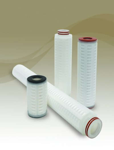 MPN Series Nominal Pleated Polypropylene Filter Cartridges