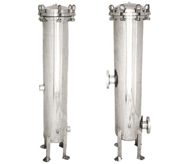 Multi-Cartridge Filter Housings